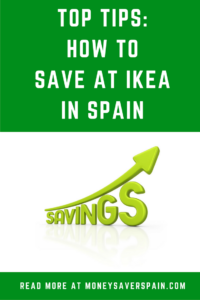 Top Tips to Save at Ikea in Spain