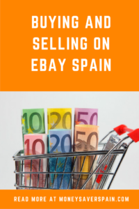 Buying and Selling on eBay Spain