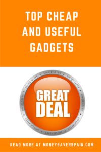 Cheap and Useful Gadgets